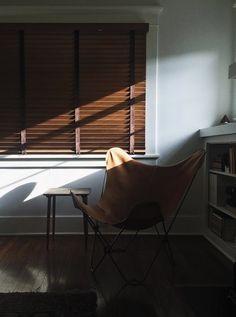 butterfly chair via @citysage