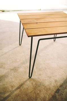 701 table cafe patio kitchen modern by petrifieddesign on Etsy