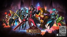 Dynasty of Dungeons is a 3D turn based action-strategy RPG, where players can blaze their own paths in an interactive map, enlist defeated enemies and combine brains with brawn to crush your enemy. Find us on Facebook: https://www.facebook.com/DynastyofDungeons  Customer Service: cs.dod@playcrab.com