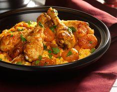 Traditioneel is een tajinegerecht een onderdeel van een maaltijd met vele gangen. Dit gerecht is een…