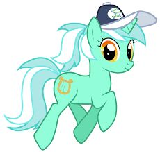 lyra with hat.