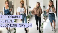 I really hope you enjoy this try on haul of everything i have brought in the past few weeks prepa. Petite Outfits, Affordable Clothes, Short Girls, Fasion, How To Find Out, Lifestyle, Luxury, Link, Youtube