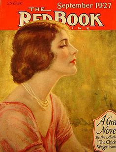 Red Book Cover...EdnaCrompton