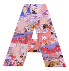 NIEUW bij Mijnkinderkamer.nl: houten letters met strip bewerking. Supercool en origineel! Nu alleen nog met Donald Duck motief, maar binnenkort met veel meer soorten! Wilt u een andere strip dan Donald Duck, neemt u dan contact met ons op via info@mijnkinderkamer.nl.