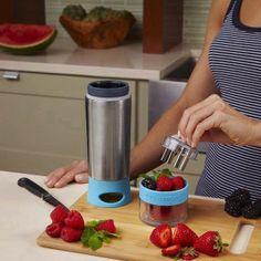 ZingAnything Aqua Zinger: Aqua Zinger Flavored Water Maker