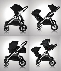 City Select stroller.  I with I had know about it before I got a stroller for Molly.  Now I just need to find one on sale.