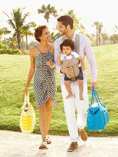 8 tricks to make traveling with Baby a breeze. #familyvacation