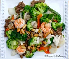 Gourmet Girl Cooks: Friday Night Chinese Take-Out