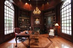 Old World, Gothic, and Victorian Interior Design: Victorian interior gothic interior
