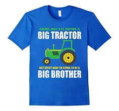 Men's Toddler Big Brother Shirt With Tractors Sibling Shi... https://www.amazon.com/dp/B06XNLN1DL/ref=cm_sw_r_pi_dp_x_7NK4ybFHG8HYH