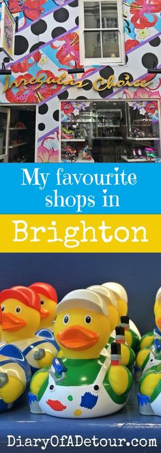 My favourite Brighton shops : a selection of vibrant independent traders Brighton Shops, Visit Brighton, Brighton England, Abandoned Castles, Abandoned Places, Abandoned Mansions, Bognor Regis, Abandoned Amusement Parks, Chichester