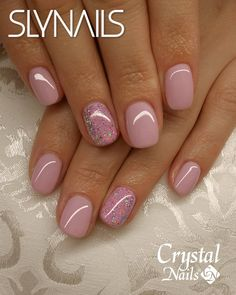 130 glitter gel nail designs for short nails for spring 2019 page 31 ~ telorecip. Short Nail Designs, Nail Designs Spring, Gel Nail Designs, Short Gel Nails, French Pedicure, French Nails, Dipped Nails, Nail Decorations, Perfect Nails