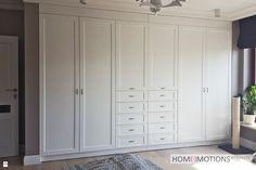 Sypialnia styl Klasyczny - zdjęcie od Homeemotions.architects - Sypialnia - Styl Klasyczny - Homeemotions.architects