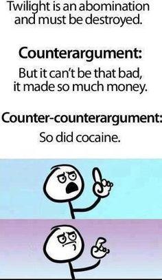 cocaine.