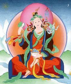 Jomo Menmo (Tulku of Yeshe Tsogyal)