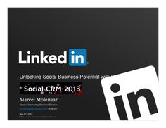 Unlocking your Social Business Potential with LinkedIn - Belgium