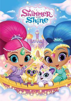 Si tienes en casa una peque�a princesa seguro es fanatica del nuevo show de Nick Jr. Shimmer & Shine, el show es super divertido y lleno de buenas ese�anzas asi que aqui te dejo varios PDF�s con actividades de estas peque�as genios para disfrutar con tu princesa. � S&S � Finger Puppets S&S � Mu�ecas de Papel S&S � Paquete de Actividades