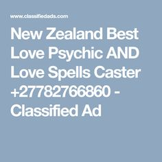 I have experience in helping and guiding many people with bringing back lost lovers, marriage spells, love charms, divorce spell, e. Bring Back Lost Lover, Love Psychic, Love Spell Caster, Love Charms, Love Spells, Spelling, New Zealand, Health And Wellness, Ads
