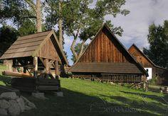 skanzen Vesely kopec Hlinsko Prague, Cabin, House Styles, Home Decor, Photos, Landscape, Cabins, Cottage, Interior Design