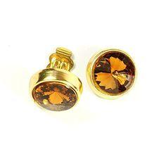 streitstones Ohrklips vergoldet braun topas bis zu 50 % Rabatt Lagerauflösung streitstones http://www.amazon.de/dp/B00TEES8H0/ref=cm_sw_r_pi_dp_TAT6ub1WSZVFJ, streitstones, Ohrring, Ohrringe, earring, earrings, Ohrclips, earclips, bling, silver, gold, silber, Schmuck, jewelry, swarovski