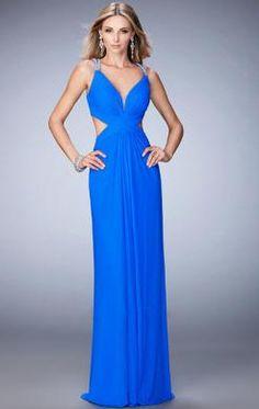 2016 UK Long Multi Colour Tailor Made Evening Prom Dresses (LFNDB0002)