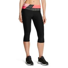 Women's Yoga Capri with Waistband - RBX
