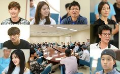 """Pinocchio"" Starring Lee Jong Suk and Park Shin Hye Holds Successful First Script Reading"
