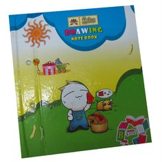 Lotus Drawing File Vertical — Teach your children the importance of art and creativity with this drawing book for kids.