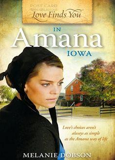 FREE e-Book: Love Finds You in Amana, Iowa