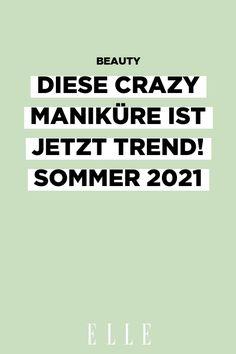 Nagellack-Trend: Im Sommer 2021 setzen wir auf eine Maniküre mit knalligen Neon-Farben. Die schönsten Inspirationen gibt es jetzt im Elle-Video!