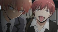 Awe, aren't they adorable? - DA   Class Kings   Karma Akabane   Gakushuu Asano   Assassination Classroom