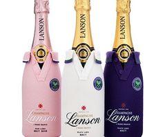 Champagne Lanson ready for Wimbledon