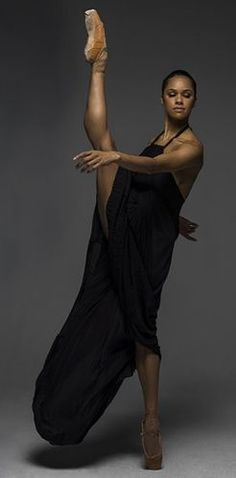 """Body, (Part a., """"The Way You Move"""" (The Dancer's Slideshow) … featuring Ballerina Misty Copeland and the Alvin Ailey Dance Theater Dancers Misty Copeland, Fred Astaire, Ballet Beautiful, Black Is Beautiful, Beautiful Goddess, American Ballet Theatre, Ballet Theater, All About Dance, Black Ballerina"""