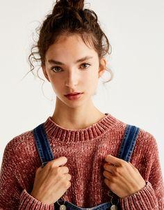 Chenille-Pullover Jetzt bestellen unter: https://mode.ladendirekt.de/damen/bekleidung/pullover/sonstige-pullover/?uid=6c531a6a-f9ca-576c-808f-1f6b69f1370b&utm_source=pinterest&utm_medium=pin&utm_campaign=boards #sonstigepullover #pullover #damen #bekleidung