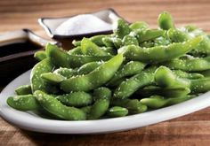 You can enjoy some gluten free ddamame on the Pei Wei Asian Diner Gluten Free Menu Gluten Free Menu, Gluten Free Recipes, Easy Recipes, Dairy Free, Pei Wei Recipes, Gluten Free Chinese, Pf Changs, Gluten Free Restaurants, Tasty Dishes