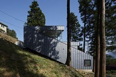 House in Raizan-Forest / Rhythmdesign