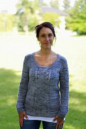Ravelry: Looking Back pattern by Joji Locatelli
