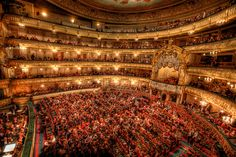 Mariinsky Theatre  St. Petersburg Russia    I had the honor of being able to see two amazing performances at this breath-taking theater.