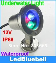 3W Underwater RGB LED Flood Light 3X1W Swimming Pool Lamp Waterproof 12V Sale Only For US $25.49 on the link Cheap Lamps, China Lights, Underwater Lights, Led Flood Lights, Outdoor Lighting, Floor Lamp, Swimming Pools, Bulb, Button