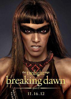 Zafrina. The Twilight Saga: Breaking Dawn - Part 2, The Twilight Saga