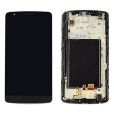 [$53.30] iPartsBuy LCD Screen + Touch Screen Digitizer Assembly with Frame for LG G3 Stylus / D690(Black)