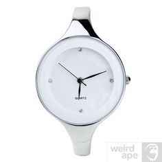 Shape-Movement: Japanese #Quartz (battery operated) Display: Analogue Strap material: Stainless steel Case material: Stainless steel Face material: Glass Clasp type: C