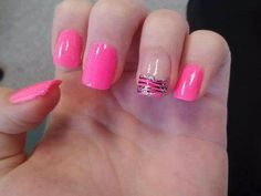 30 Trendy Nail Art! THIS IS PRETTY! One of my favs!!!!