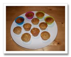 Dukan recipes you can stick with: Yoghurt muffins