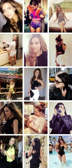 Sophia Smith i love her so much for making Liam happy! :) <3 << Anyone else think she  looks like Tanya burr?>>>>omg she does! i didn't even notice that! :)