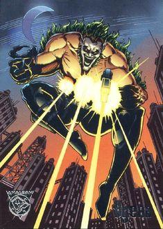 Amalgame Universe - Hyena (Joker + Sabretooth)
