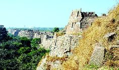 The Aravallis have acted as the cradle of civilisation in this part of the world, inspiring many a fort city in their bosom – particularly in the ridge area.