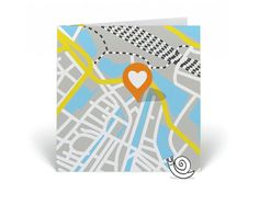Various Square cards to send to someone sweet by snailmailshop, €3.00