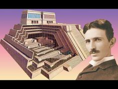 Nicola Tesla's Electromagnetic Pyramids ✪ Blow Your Mind ✪