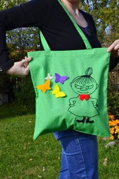 Handmade in Jerutki: Torba - Mała Mi / shopping bag